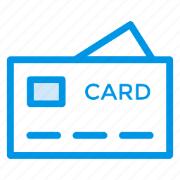 card, credit, idcard, payment, purchase, shop, shopping icon