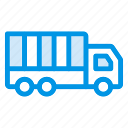 deliver, delivery, service, shipping, transport, truck, vehicle icon