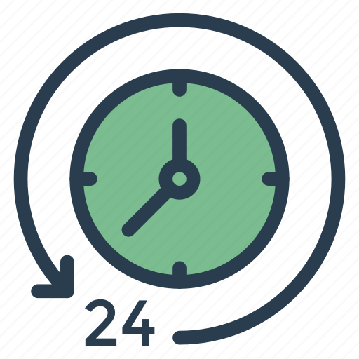 alarm, alarmclock, alert, hour, time, timer, watch icon