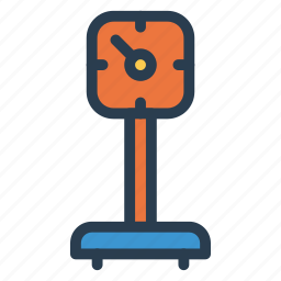 balance, finance, heavy, measure, scale, weight icon