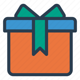 box, gift, giftbox, package, present, presentbox, shipping icon