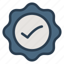 accept, check, setting, success, tick, valid, verified icon