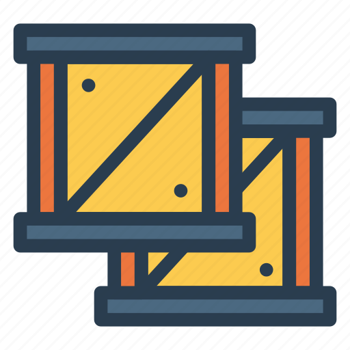 box, boxes, cardboard, delivery, package, parcel, present icon