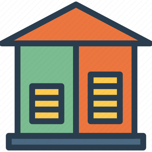building, home, hotel, house, office, property icon