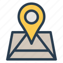 gps, location, locationpin, map, mappin, navigation, pin icon