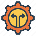 cog, management, services, setting, setup, tool icon