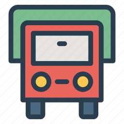 deliver, delivery, deliverytruck, shipping, truck, vehicle icon