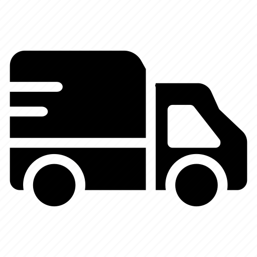auto, deliver, shipment, shipping, transport, truck, van icon
