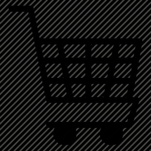 basket, carry, cart, luggage, mining, shop, shopping icon