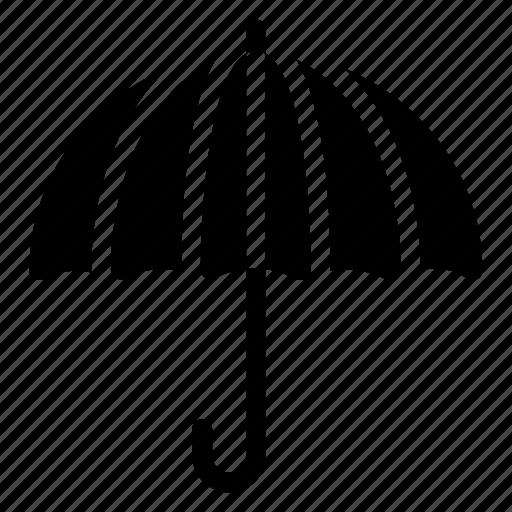 beach, protect, protection, safe, safety, umbrella icon