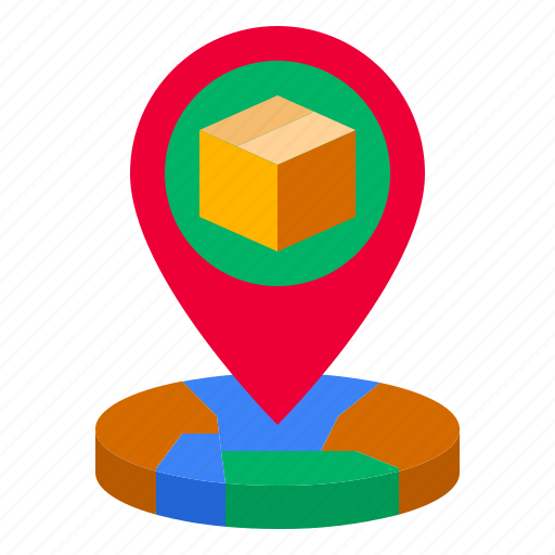 Location, map, pin icon - Download on Iconfinder