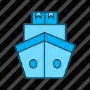 delivery, ship, transport, transportation