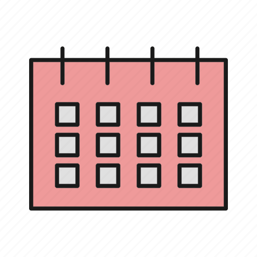 Calendar, day, schedule, time icon - Download on Iconfinder