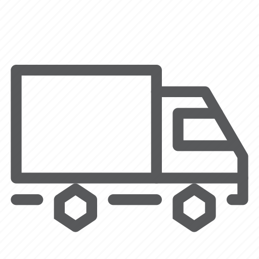 deliver, delivery, distribute, logistics, shipping, transport, truck, vehicle icon