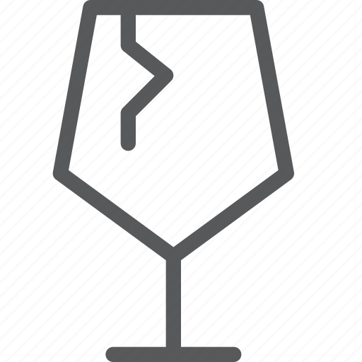 beware, caution, delivery, fragile, handle with care, logistics, shipping icon