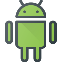 android, brand, brands, logo, logos icon