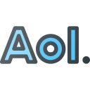 aol, brand, brands, logo, logos icon
