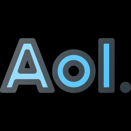 aol, brand, brands, logo, logos icon