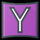 brand, brands, logo, logos, yahoo icon