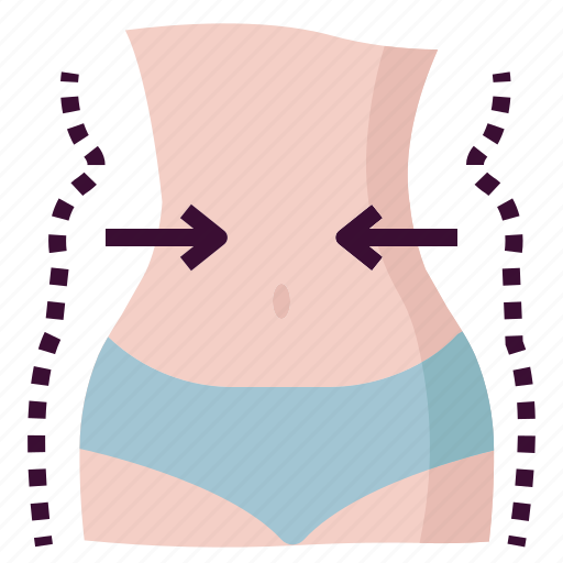 diet, fat, lose, reduction, weight icon