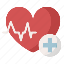 attack, beat, ecp, health, heart, monitor icon
