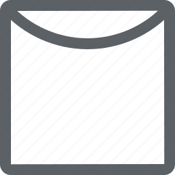 clothes, clothing care, dry, laundry, vertical drying icon