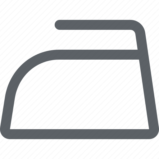 clothing care, iron, ironed, laundry, temperature icon