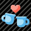 beverge, cup, drink, food, love, mug, tea