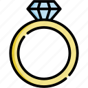 diamond, ring, love, app, romance, heart, wedding