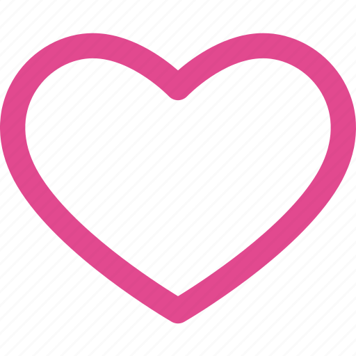 favorite, heart, love, romantic, valentine icon