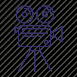 cinema, film, media, movie, movies, multimedia icon