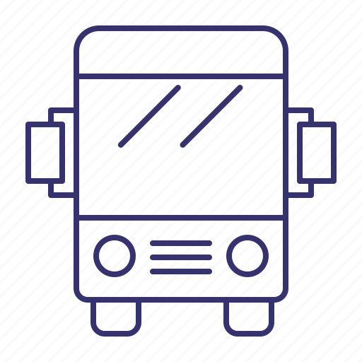 bus, party, shuttle, transport, vehicle icon