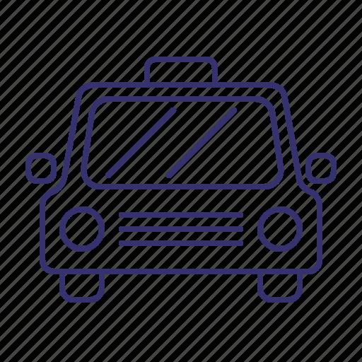 auto, cab, car, taxi, vehicle icon