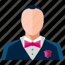 formal, groom, love, man, marriage, suit