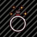 love, ring, romance, wedding