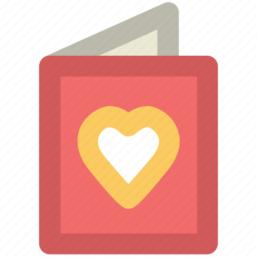 celebration, greeting card, love message, postcard, romantic, valentine card, valentine's day icon