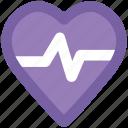 healthcare, heart rate, heartbeat, lifeline, pulsation, pulse, pulse rate