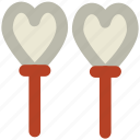 birthday, celebrations, decoration, greetings, heart balloons, holiday, valentine hearts icon