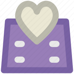 dating, favorite location, heart, map pin, romance, sentiments, valentine day icon