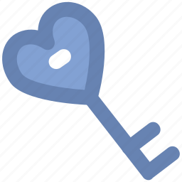 emotion, feelings, heart key, love, love inspirations, love key, romance icon