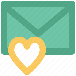 feelings, greetings, love, love greeting, love mail, passion icon