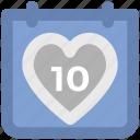 celebrations, dating, greeting, heart calendar, love inspiration, wedding anniversary, wedding day
