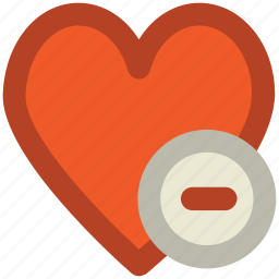 infographic element, like, love, love heart, love sign, passion, remove sign icon