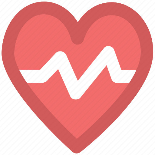Healthcare, heart rate, heartbeat, lifeline, pulsation, pulse, pulse rate icon - Download on Iconfinder