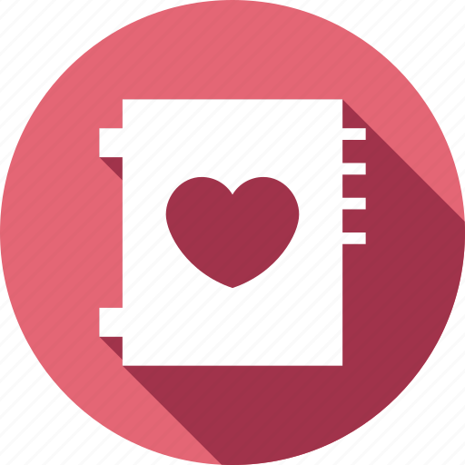 Book, card, invitation, love icon - Download on Iconfinder