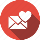 correspondence, envelope icon