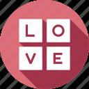 heart, i, love, romantic, valentine, you icon