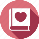card, guest, invitation, love icon