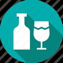 alcohol, celebration, drink, party, romance, wedding, wine icon