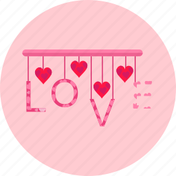 day, heart, love, romance, romantic, surprise, valentine's icon